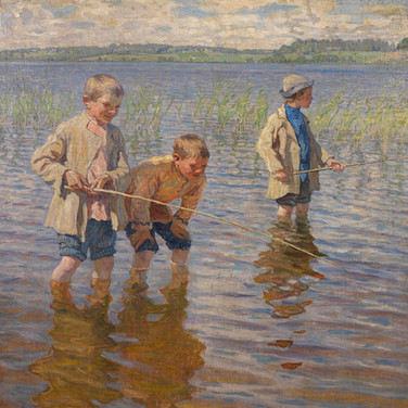 Mid-Day Fishing