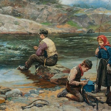 Trout Anglers