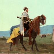 An Arab Horseman