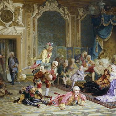 Jesters of Empress Anna Ioanovna