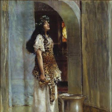 A Priestess of Apollo