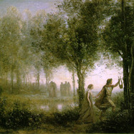 Orpheus Leading Eurydice from the Underworld