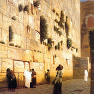 Solomon's Wall Jerusalem