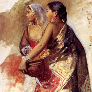 Two Nautch Girls