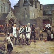 The Mutineers of Fouesnant Arrested