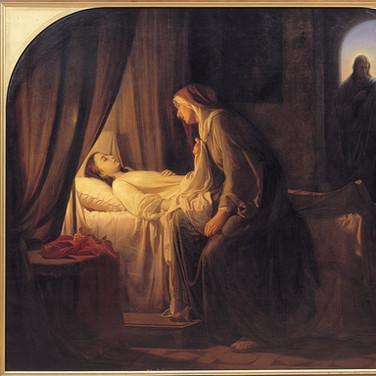 The Daughter of Jairius