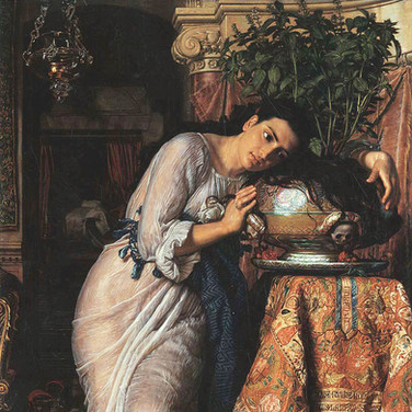 Isabella and the Pot of Basil