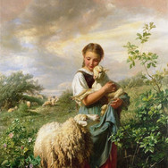 The Little Shepherdess
