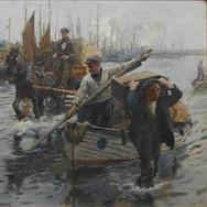 Unloading the Harbors
