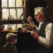 The Village Clockmaker