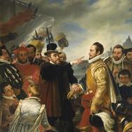 Philip II, King of Spain, Reproaches William I, Prince of Orange