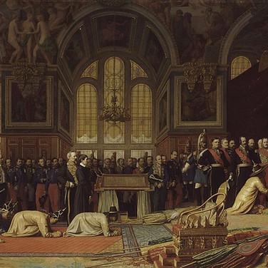 Napoleon III Receiving the Siamese Embassy