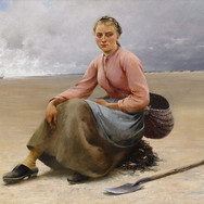 Oyster Picker - Bretagne