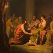 Odysseus Before Alcinous