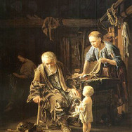 Serene Holiday of a Beggar