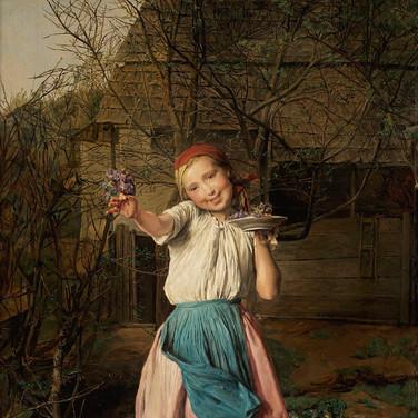 The Violet Girl