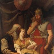 Ingeborg Receiving News of Hjalmar's Death
