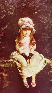 17. Cherry Ripe by Sir John Everett Millais