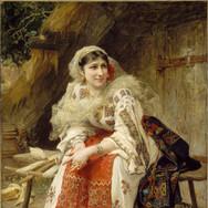 Romanian Lady