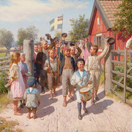 The Old and the Young Sweden