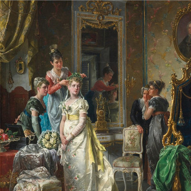 Das Brautkleid