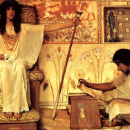 Joseph Overseer of the Pharoahs Granaries