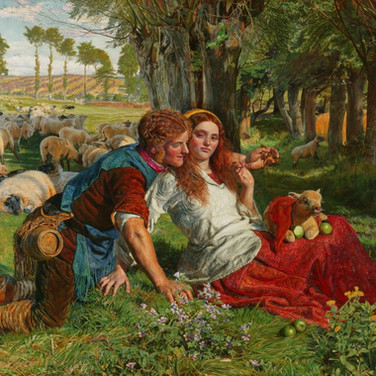 The Hireling Shepherd