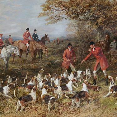 Hunters and Hounds