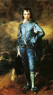 30. The Blue Boy by Thomas Gainsborough
