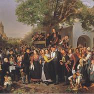 Lower-Austrian Peasant Wedding