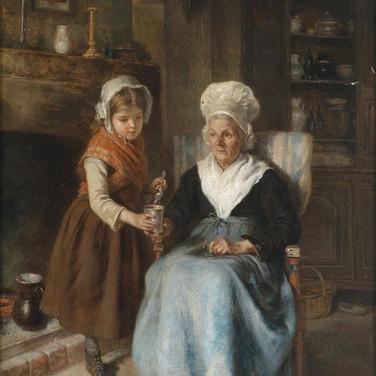Visit to Grandmother
