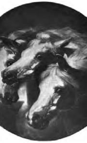 32. Pharaoh's Horses by John Frederick herring
