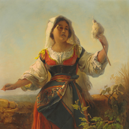 Young Woman from Sardinia