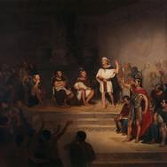 The Tlaxcalan Senate