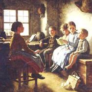 Die Lesestunde