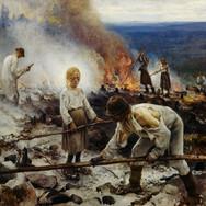 Burning the Brushwood