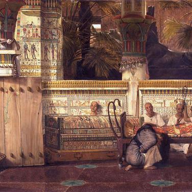 The Egyptian Widow