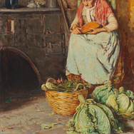 In der Kuche