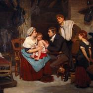 Edward Jenner Vaccinating a Boy
