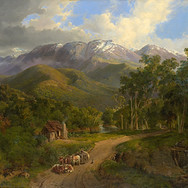 The Buffalo Ranges