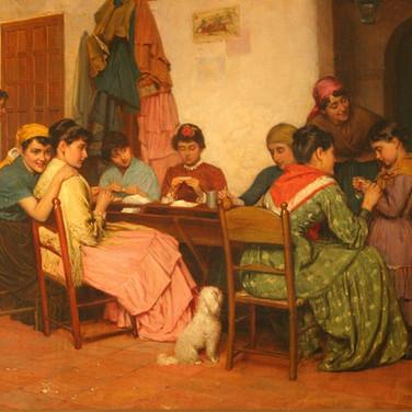 The Cigarette Makers