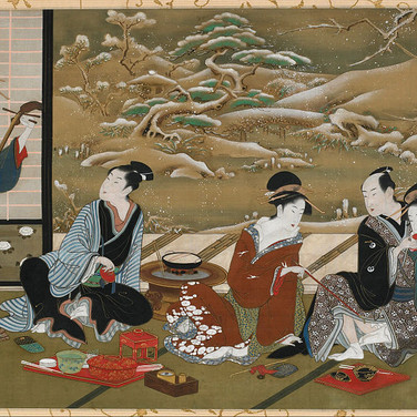 A Winter Party (Japan)