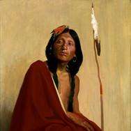 Elk-Foot of the Taos Tribe