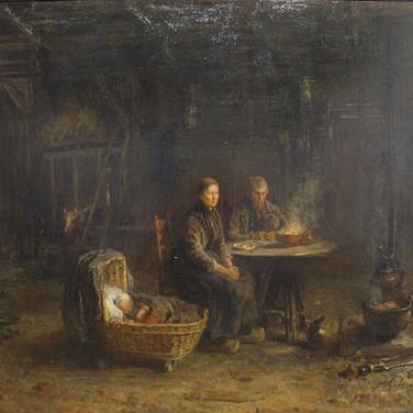 Peasant's Meal in Delden