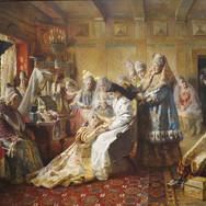 The Russian Bride's Attire