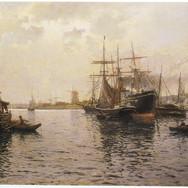 Havengezicht big Dordrecht