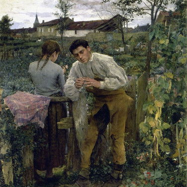 The Village Lovers