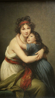 19. Mother and Child by Madame Vigee le Brun