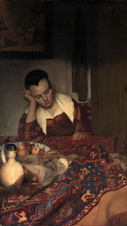 31. The Sleeping Girl by Jan Van der Meer