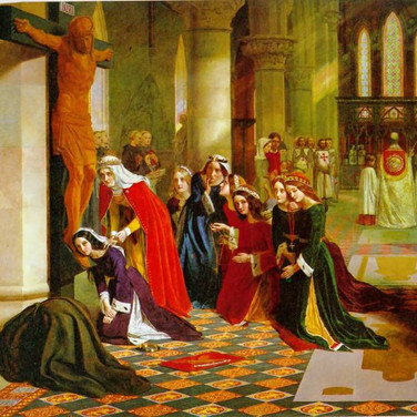 The Renunciation of St. Elizabeth of Hungary